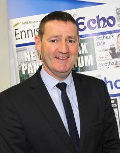 Murry McDonald. Pic: John Walsh